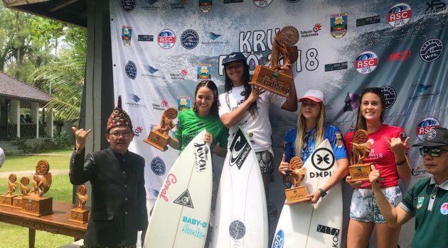 Oney Anwar & Alysse Cooper Take Impressive Wins at Krui Pro