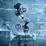 MIRROR PARK:  Courage Adams & Paul Tholen