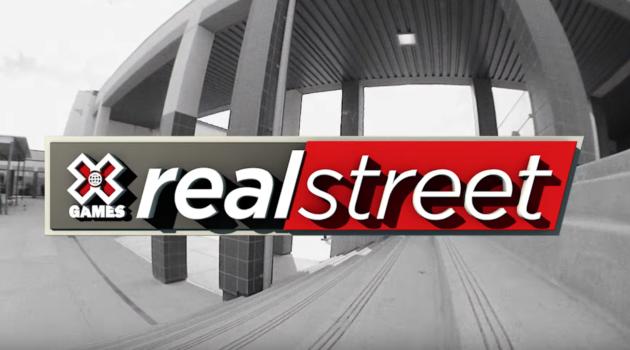 XGAMES Real Street 2018 TRAILER