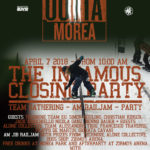 STRAIGHT OUTTA MOREA III – Report