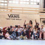 Vans Girls Skate Camp Milano – Highlights