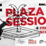 Big Air Lab plaza session!