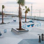 Skate Camp all'Agora di Badalona