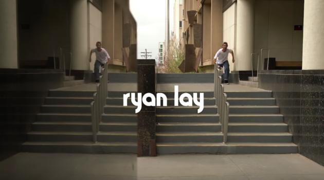 etnies ALBUM: Ryan Lay FULL PART (24 hours Only)