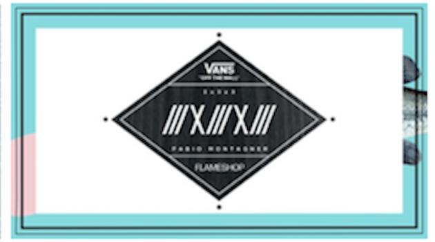 Vans presenta 3X3X3: 3 tavole in limited edition realizzata da un rider per il suo skate shop