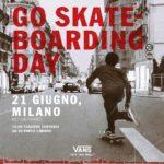 Go Skateboarding Day Italy 2018