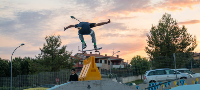 Ignopark Osimo Official Night Opening 2018