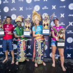 Lakey Peterson and Italo Ferreira Win Corona Bali Protected
