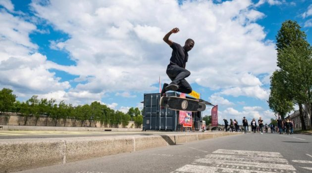 PARIS IN BARCELONA | Abou Seck