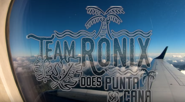 Team Ronix Does Punta Cana