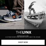 DC Shoes presenta le Lynx OG: solo poche paia in Italia!