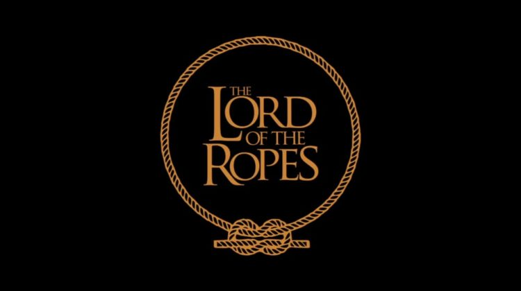 'LORD OF THE ROPES' a TROLLHAUGEN