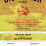 I campioni delle onde in gara a Buggerru per il Didobeach Surf Contest