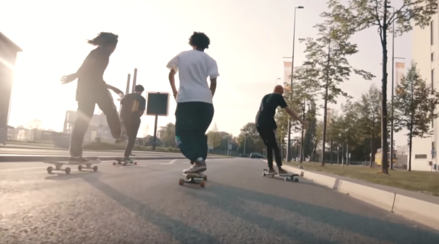 Original Skateboards – Longboard Dancing and Freestyle World Championship | SYCLD 2018