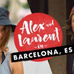 PARIS IN BARCELONA | Alexandra & Laurent