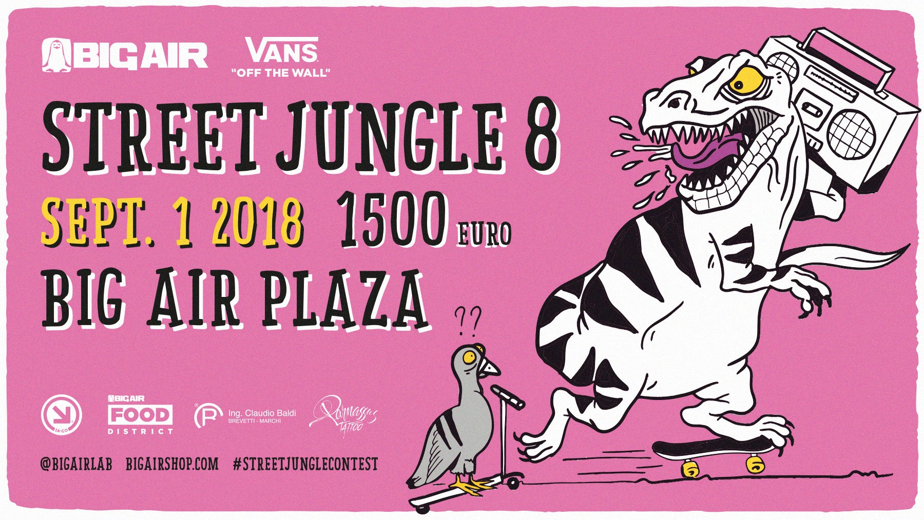 Street jungle 8
