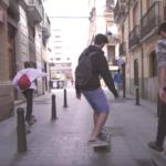 Longboard Freestyle in Valencia