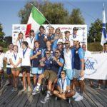 L'italia vince L'ORO a Squadre agli Europei di Cable Wakeboard 2018