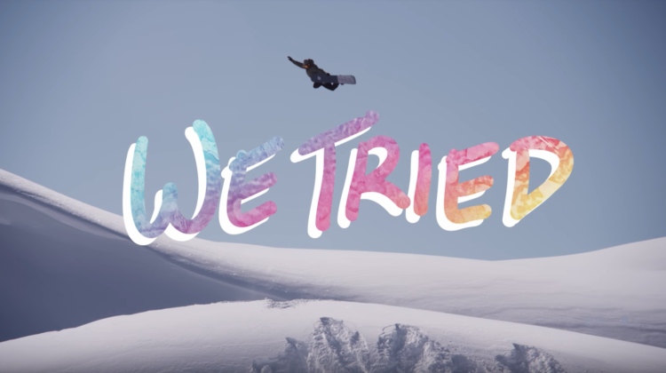 "Shredbots – ""We Tried"" – Teaser"