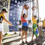 Carissa Moore e Gabriel Medina vincono l'inaugurale Surf Ranch Pro