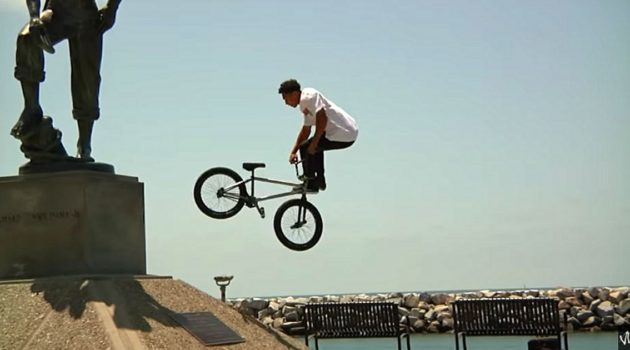 Volume Bikes Welcomes Jarren Barboza