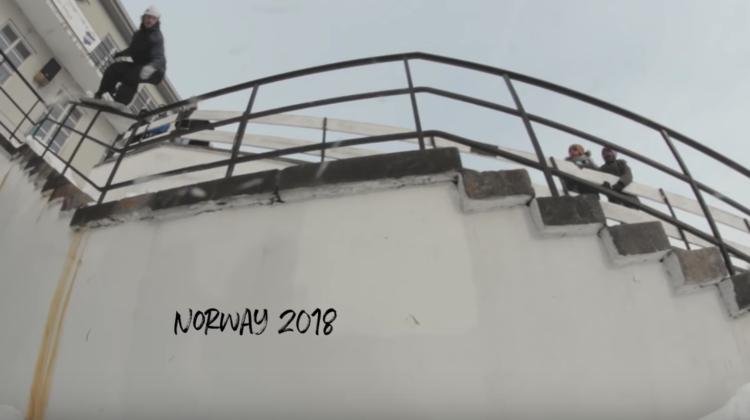 Brage Richenberg 2018