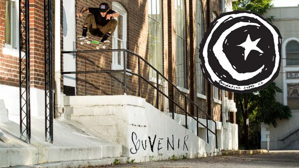 "Foundation Skateboards – ""Souvenir"" Video"