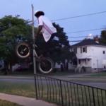 MERRITT BMX: CASEY STARLING WELCOME TO PRO