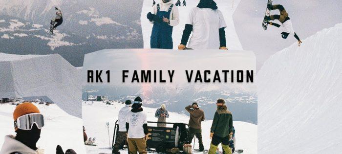 RK1 FAMILY VACATION