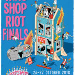 Save The Date: Vans Shop Riot 2018 – 26 ottobre @ Bastard Bowl / 27 ottobre @ Pinbowl Skatepark