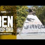 The Unsung Englishman Ben Basford - Kink BMX