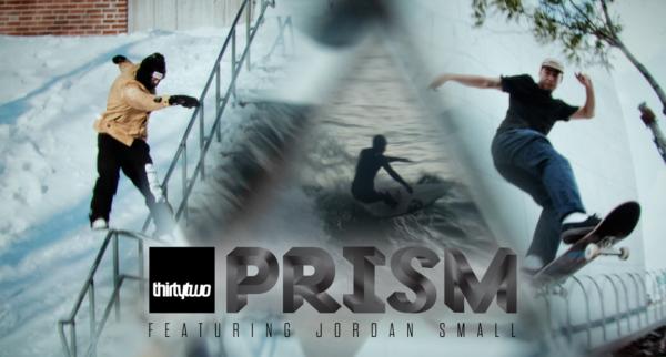 ThirtyTwo presents PRISM, a Jordan Small Adventure – FULL MOVIE