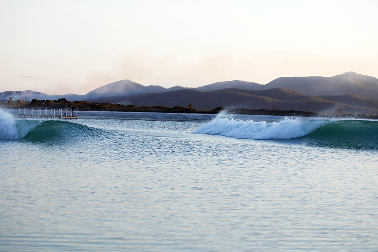 Surf lakes fa il suo debutto nel queensland board action - Tipi di tavole da surf ...
