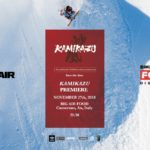 Kamikazu Video Premiere / Big Air Lab