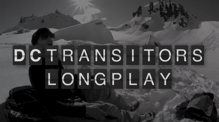 DC SHOES: TRANSITORS LONG PLAY