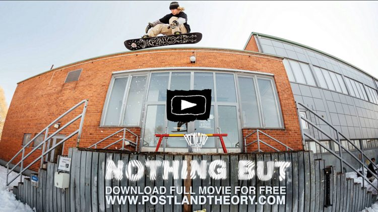 POSTLAND THEORY –  NOTHING BUT – FULL MOVIE