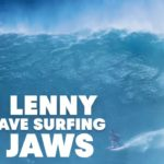 Kai Lenny - Big Wave Surfing a Jaws
