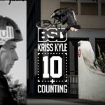 Kriss Kyle 10 and Counting - BSD BMX