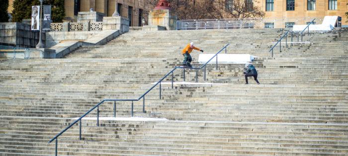 Seb Toutant – Philadelphia Stomp