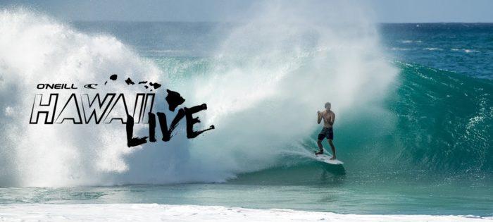 O'Neill – #HawaiiLive – The Edit
