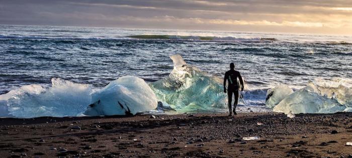 Chasing Arctic Swells