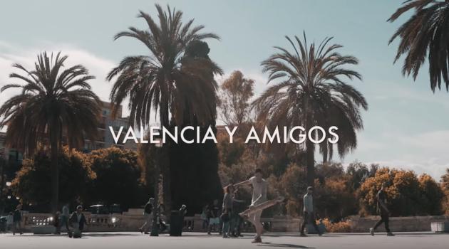 VALENCIA Y AMIGOS | Achel Machin