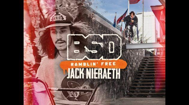 BSD BMX - Jack Nieraeth 'Ramblin' Free'