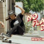 Carver Skateboards - NO FLAT DAYS