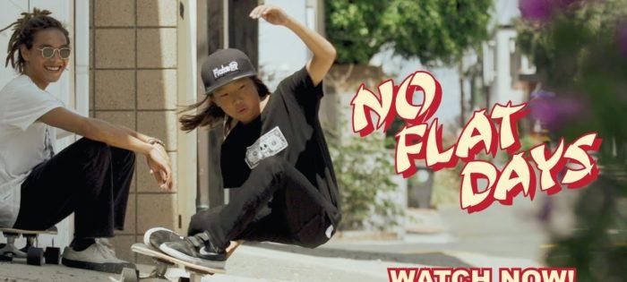 Carver Skateboards – NO FLAT DAYS