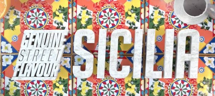 Genuine Street Flavour – SICILIA