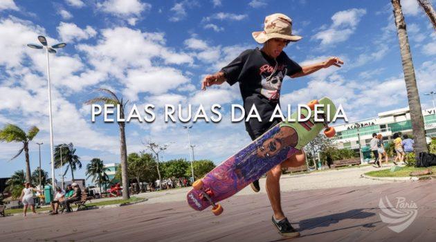 LONGBOARDING IN BRAZIL   Paris X Brelvis Skate Event