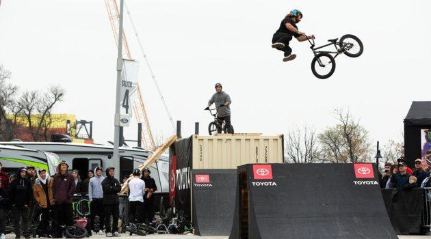 Street Madness in Texas - 2019 Toyota BMX Triple Challenge