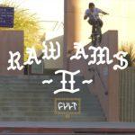 CULTCREW/ RAW AMS 2/ PRESTON OKERT POOR HOMIE RICH