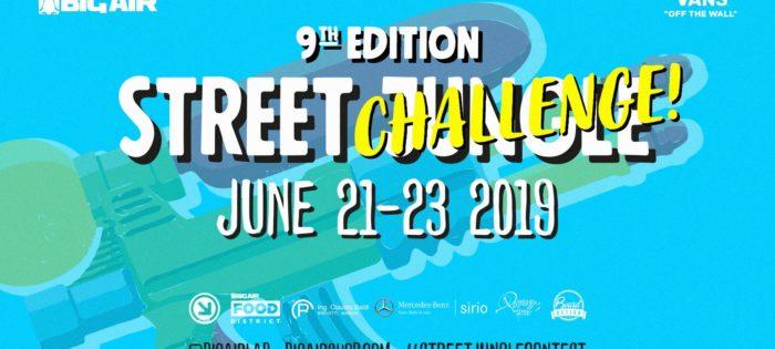 Street Jungle Contest 9 edition!